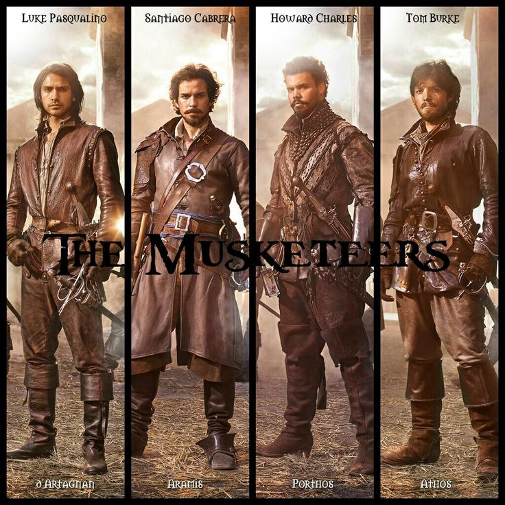 The Musketeers (2014 series)