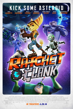 Ratchet & Clank (2016; animated)
