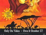 The Lion King II: Simba's Pride (1998; animated)