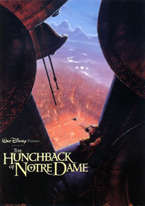 The Hunchback of Notre Dame (1996; animated)