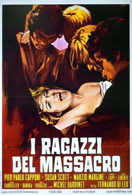 Naked Violence (1969)