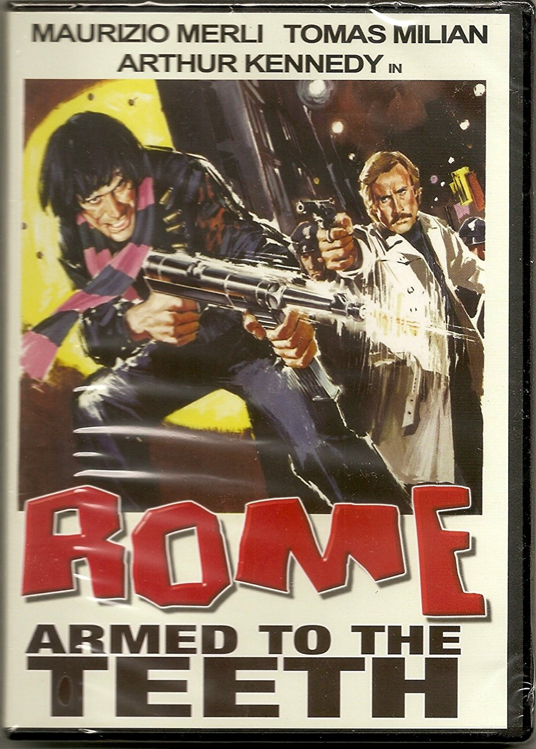 Rome Armed to the Teeth (1976)