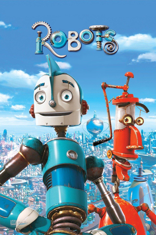 Robots (2005; animated)