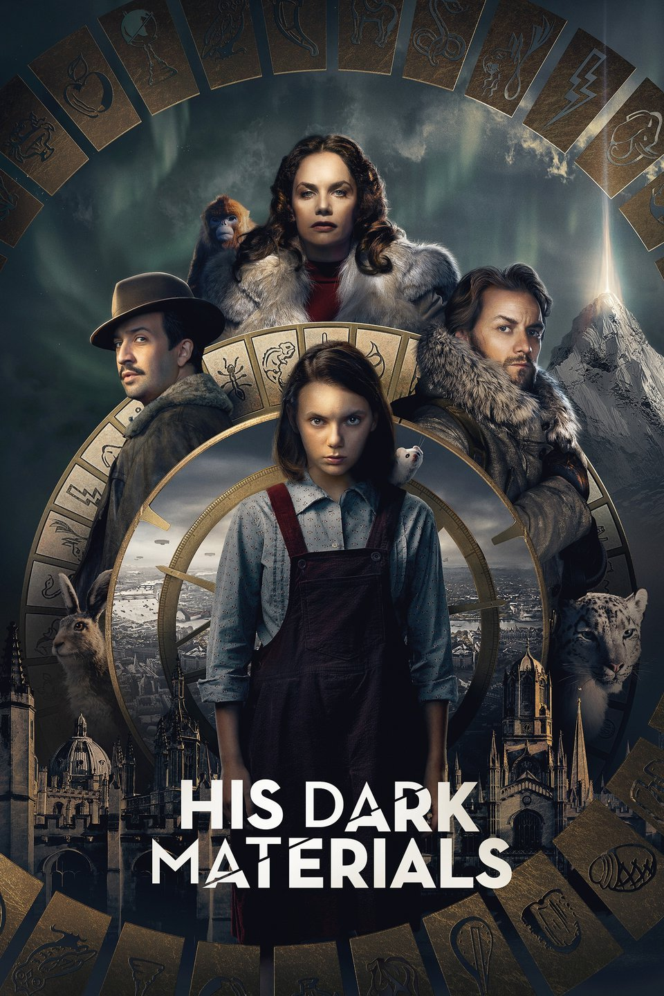 His Dark Materials (2019 mini-series)