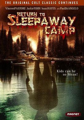 Return to Sleepaway Camp (2008; video)
