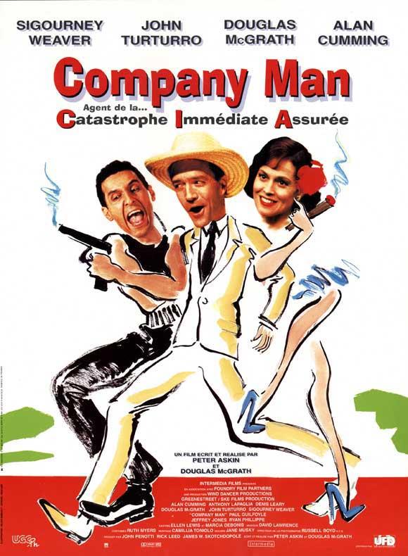 Company Man (2000)
