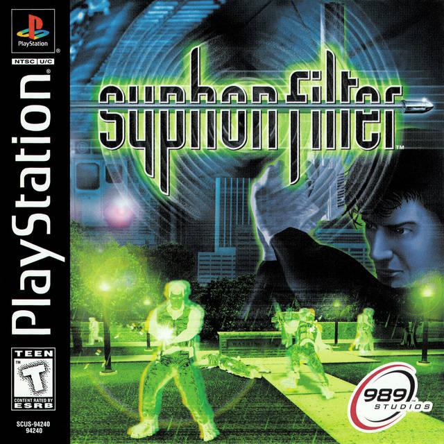 Syphon Filter (1999)