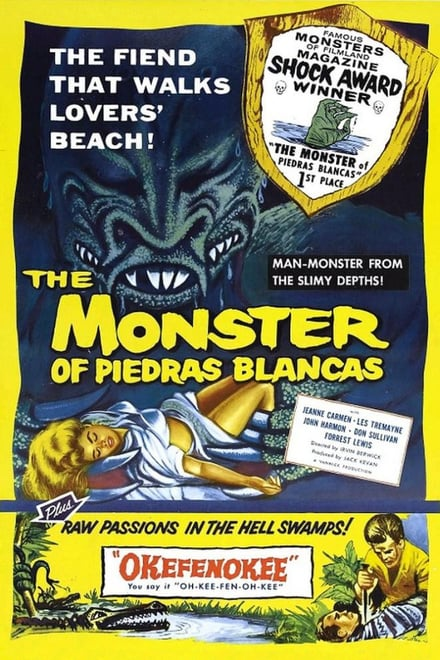 The Monster of Piedras Blancas (1959)