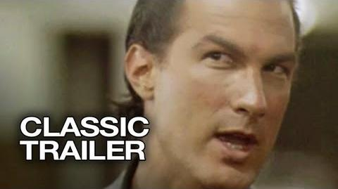 Above the Law Nico (1988) Official Trailer 1 - Steven Seagal Movie HD