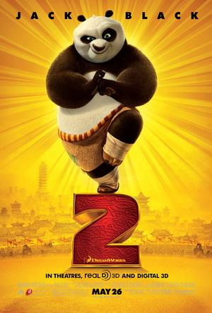 Kung Fu Panda 2 (2011; animated)