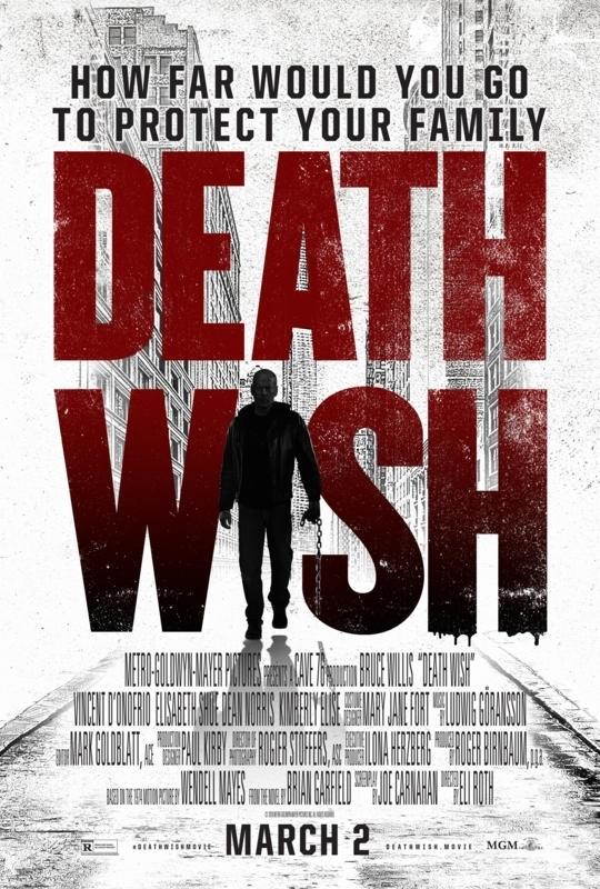 Death Wish (2018)