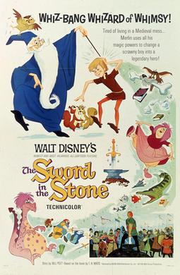 The Sword in the Stone (1963; animated)