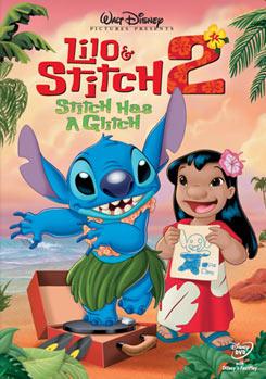 Lilo & Stitch 2: Stitch Has a Glitch (2005; animated)