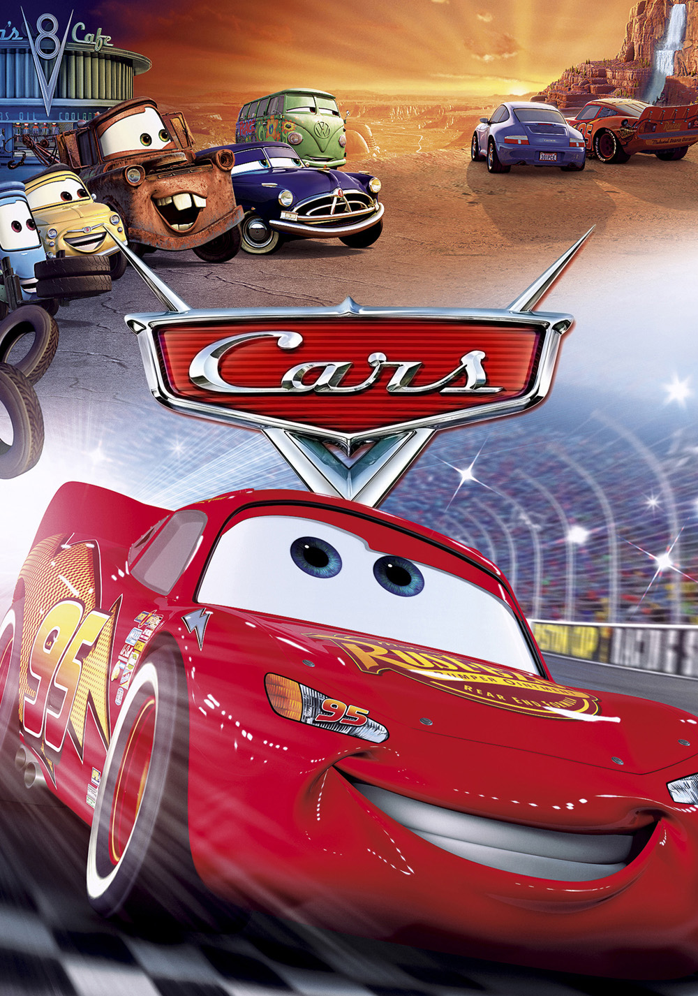 Cars (2006; animated)