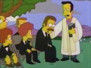 The Simpsons- Maude Flanders Death Scene + Funeral