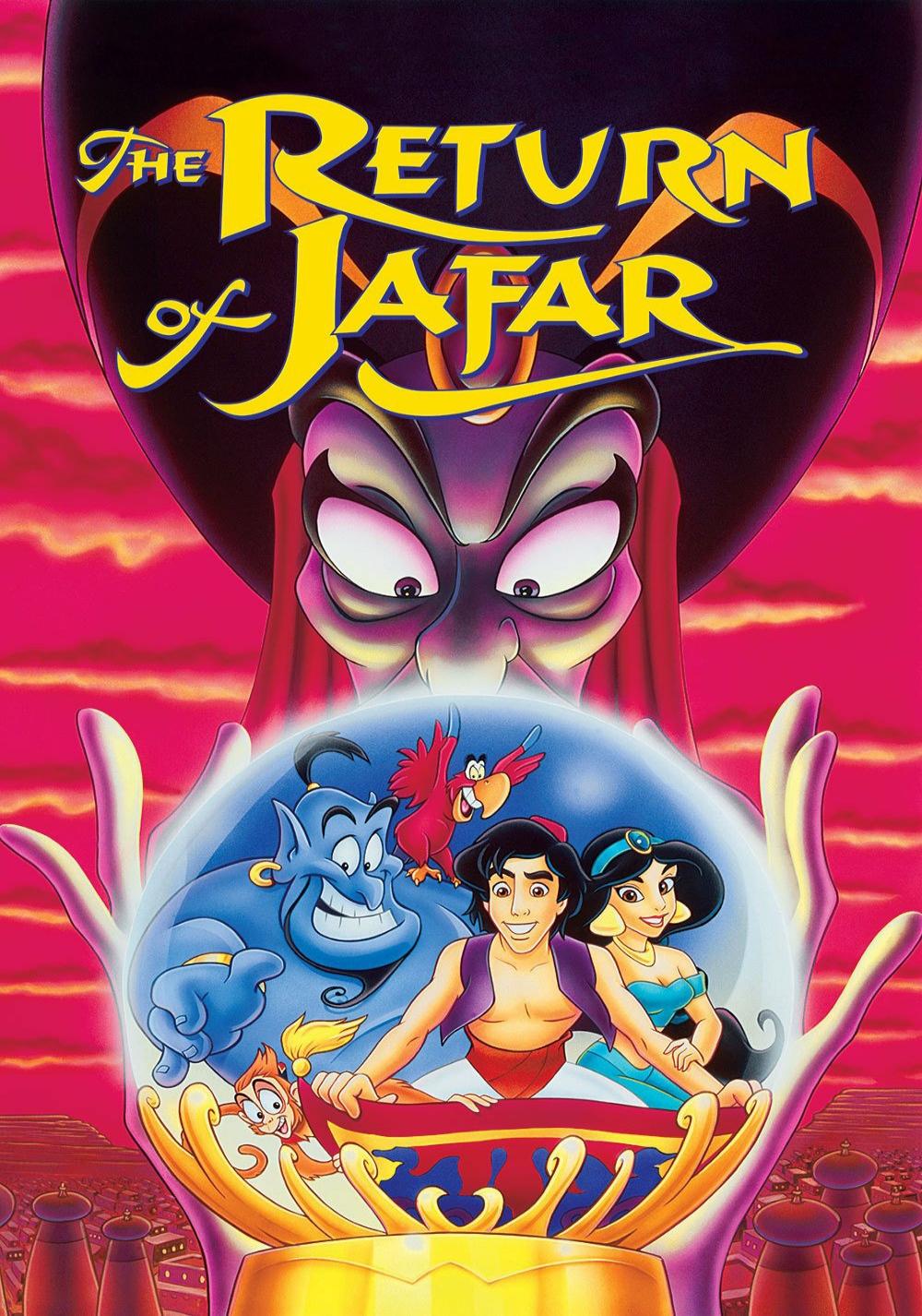 Aladdin: The Return of Jafar (1994; animated)