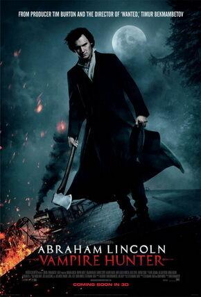 Abraham Lincoln - Vampire Hunter Poster.jpg