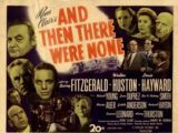 And Then There Were None (1945)