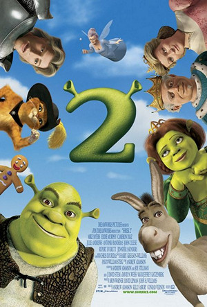 Shrek 2 (2004; animated)