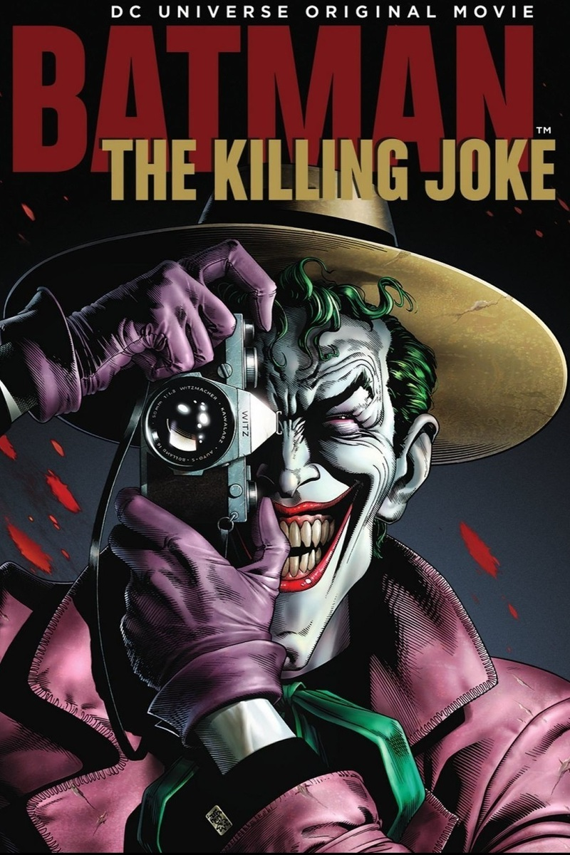 Batman: The Killing Joke (2016; animated)