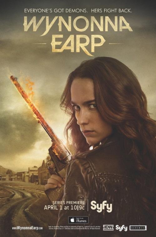 Wynonna Earp (2016 series)