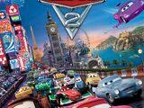 Cars 2 (2011; animated)