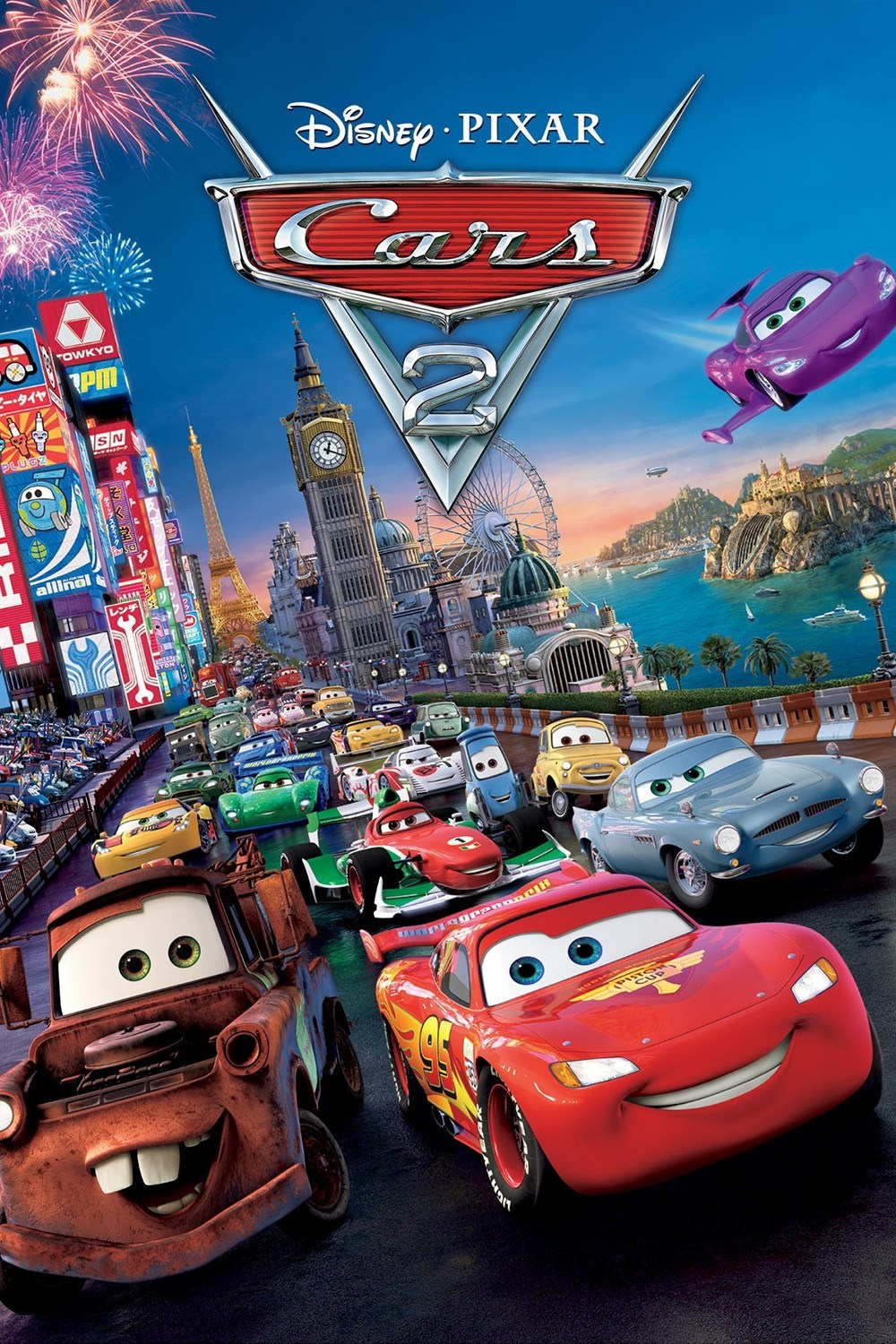 Cars 2 (2011; animated)