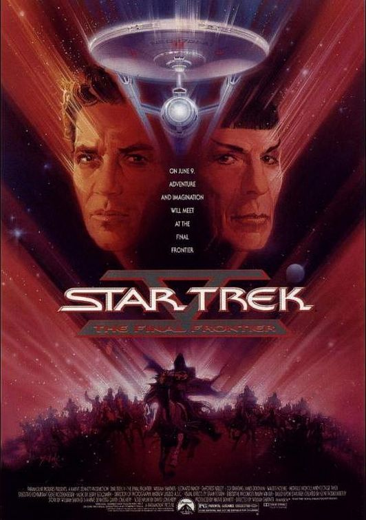 Star Trek V: The Final Frontier (1989)