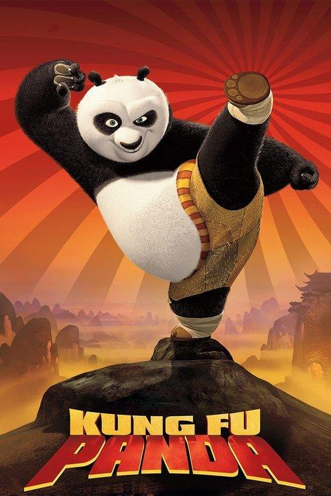 Kung Fu Panda (2008; animated)