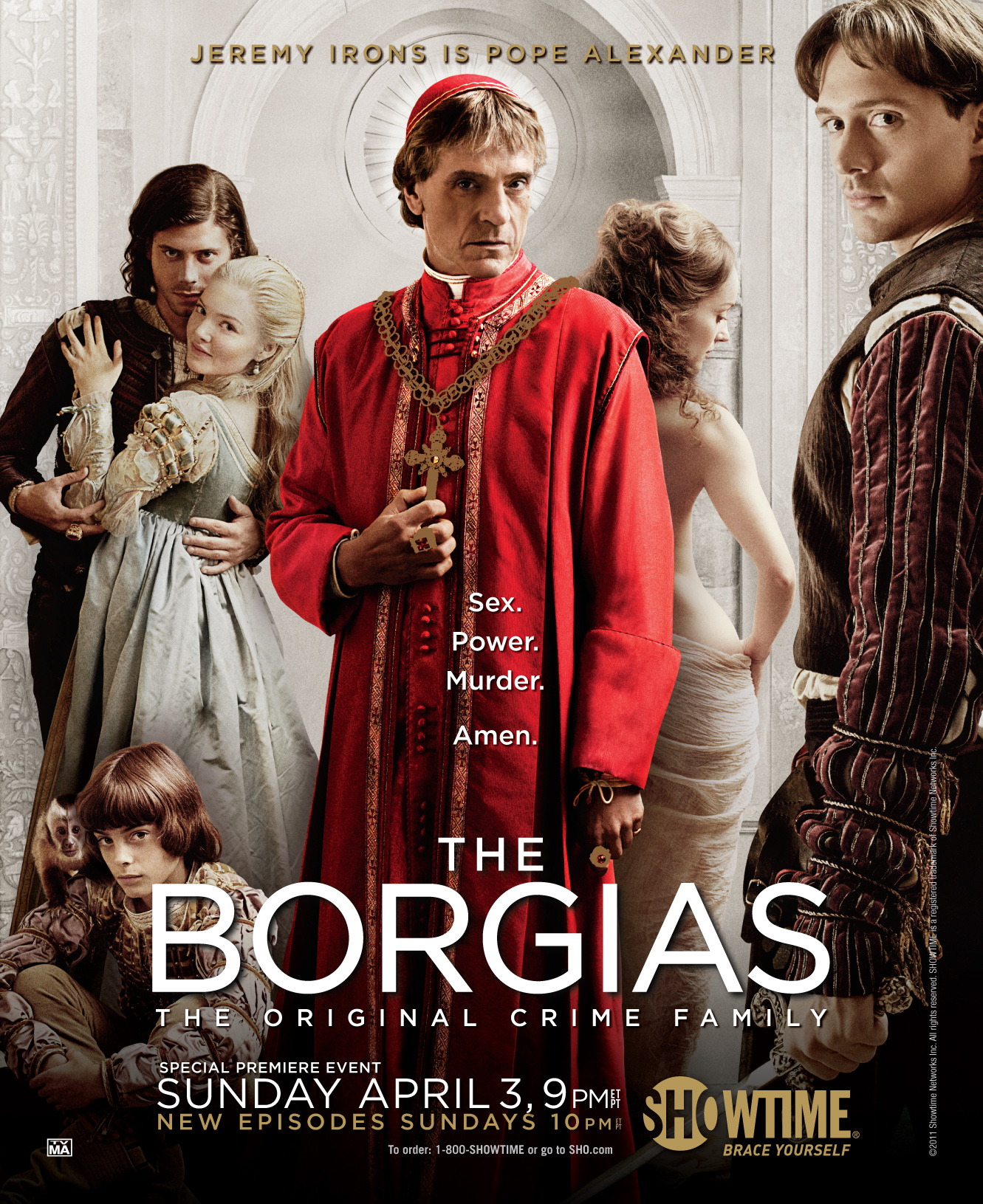 The Borgias (2011 series)