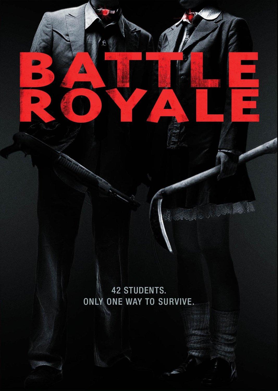 Battle Royale (Batoru Rowaiaru) (2000)