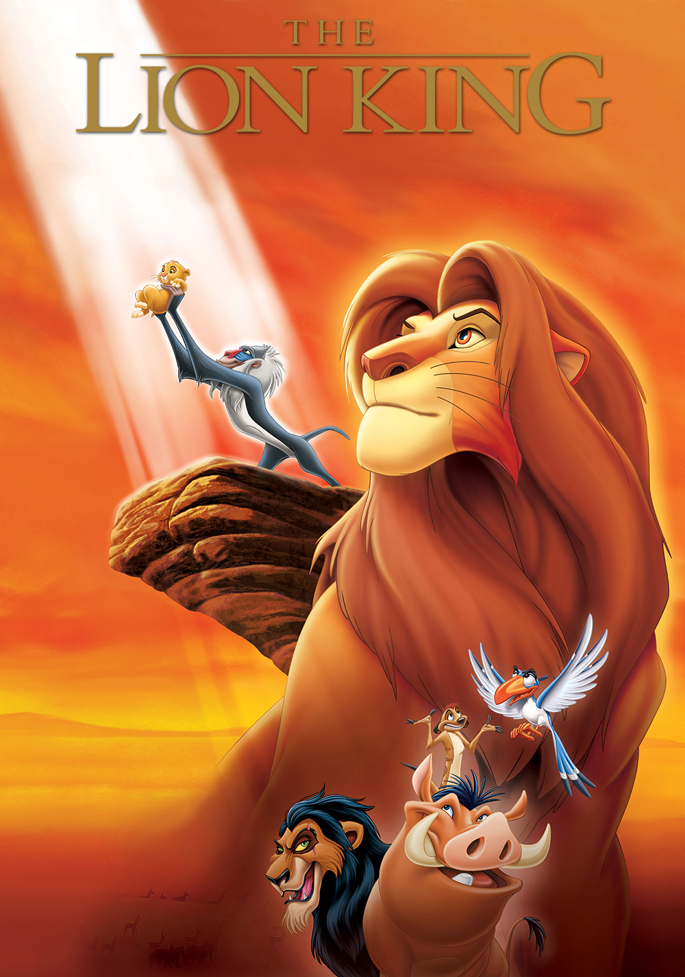 The Lion King (1994; animated)