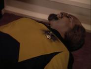 Michael Dorn dead in 'Eye of the Beholder'