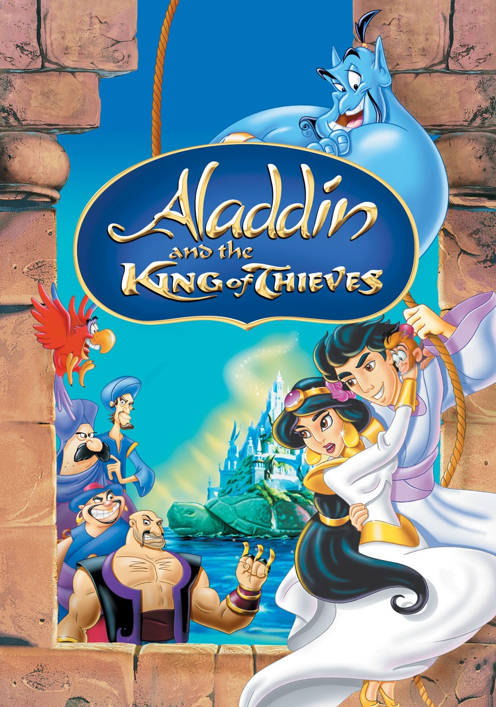 Aladdin and the King of Thieves (1996; animated)