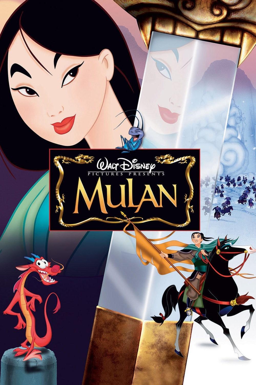 Mulan (1998; animated)