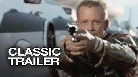 Harley Davidson and the Marlboro Man Official Trailer 1 - Mickey Rourke Movie (1991) HD