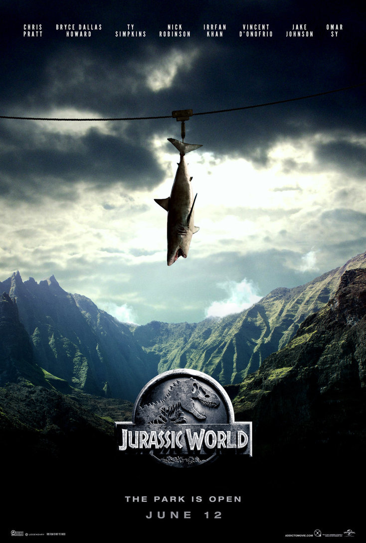 Jurassic World 2015 Cinemorgue Wiki Fandom