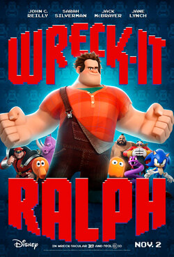 Wreck-It Ralph (2012; animated)