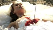Charlotte Salt in Death In Paradise Wicked Wedding Night