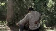 Lawrence Kao in 'The Walking Dead- Hounded'