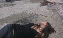 Marissa Chang dead in Il colpaccio.jpg