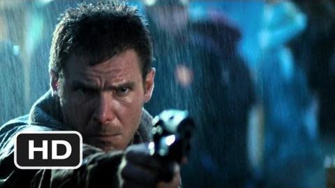"""Blade Runner (3 10) Movie CLIP - """"Retiring"""" Zhora (1982) HD"""