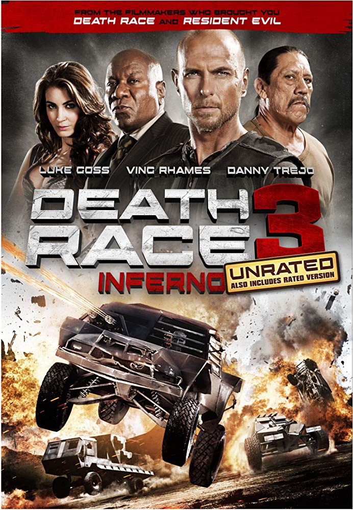 Death Race: Inferno (2013)