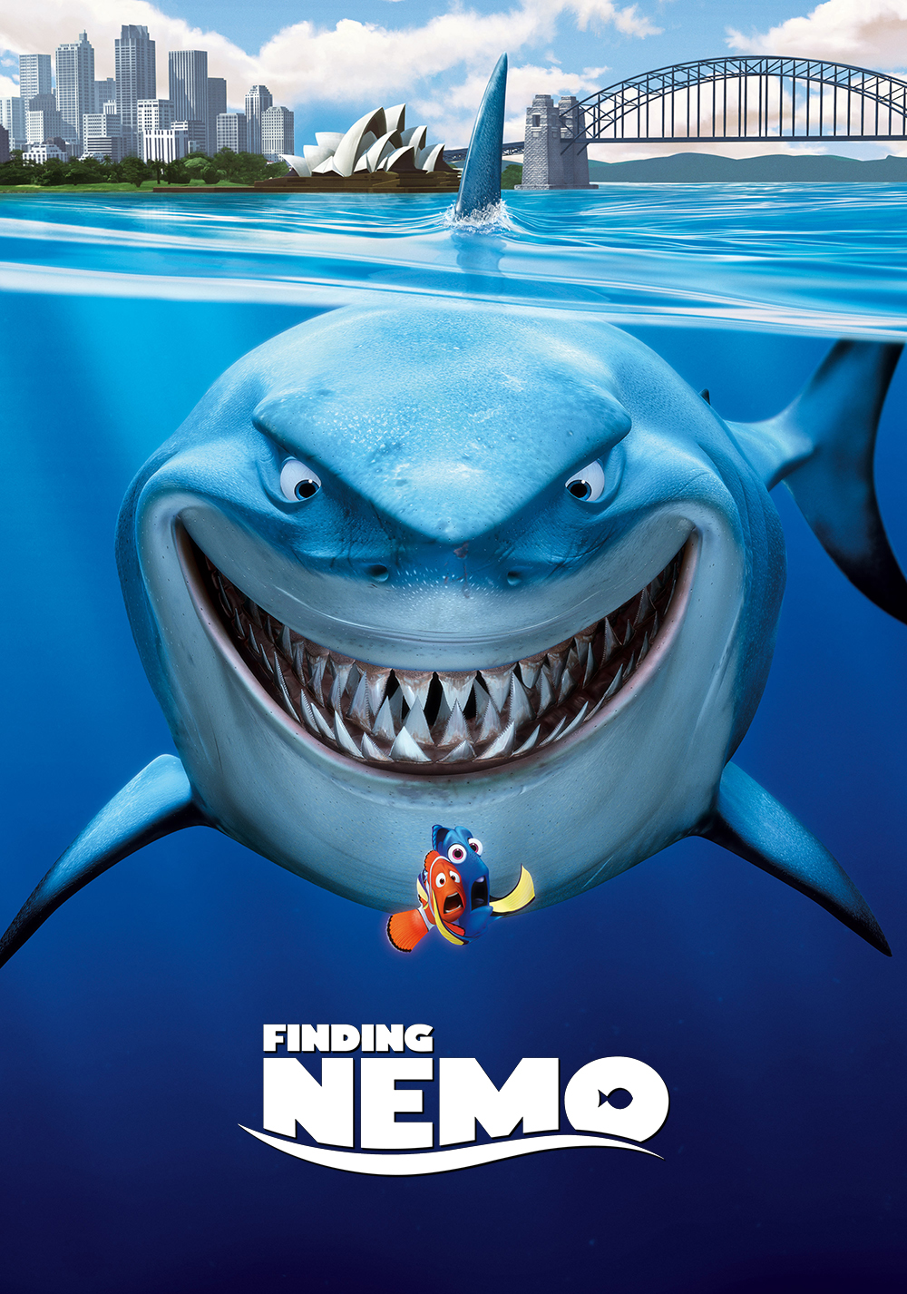 Finding Nemo (2003; animated)