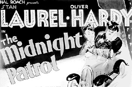 The Midnight Patrol (1933)