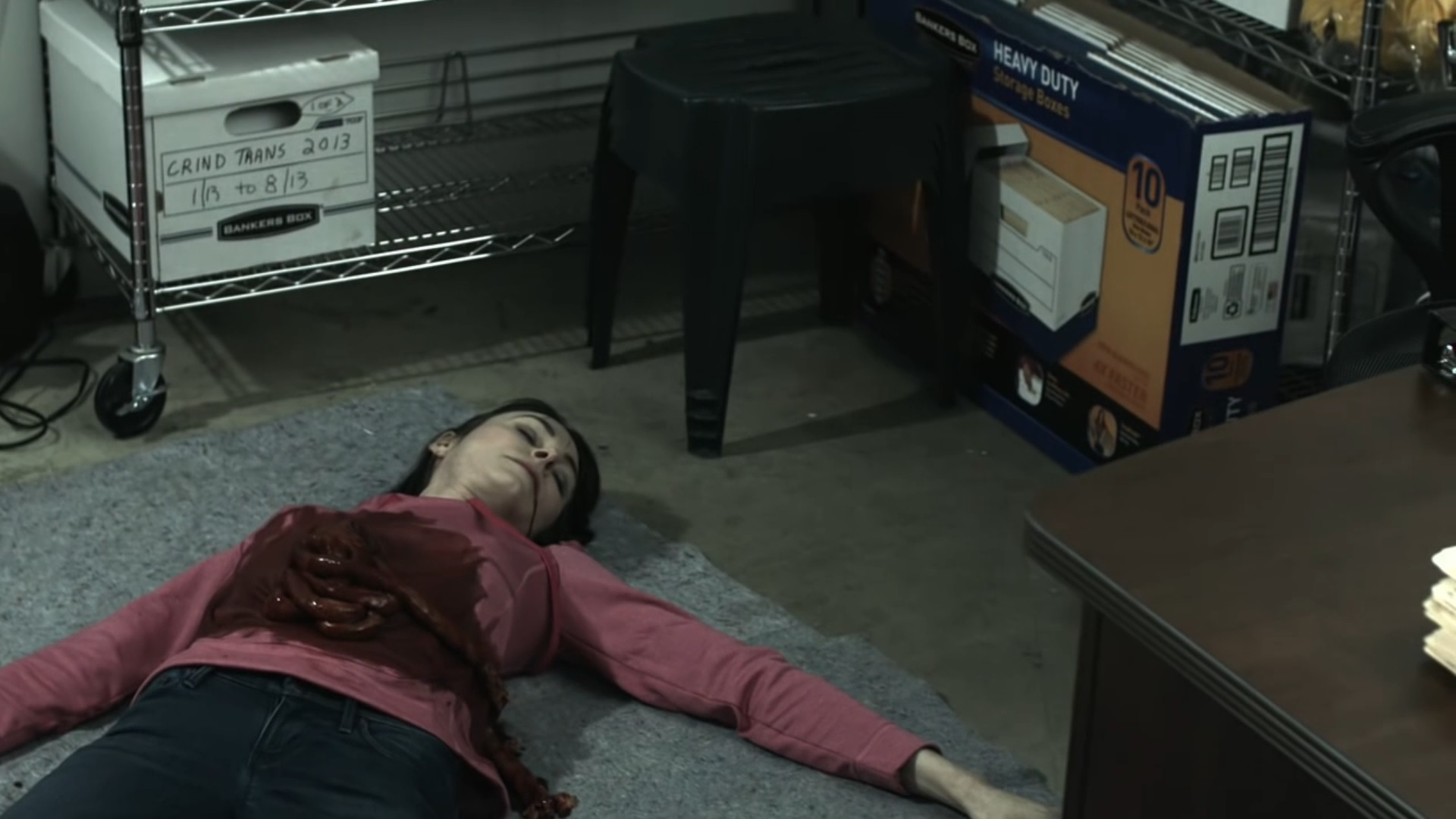 Bloody Slumber Party (2014)