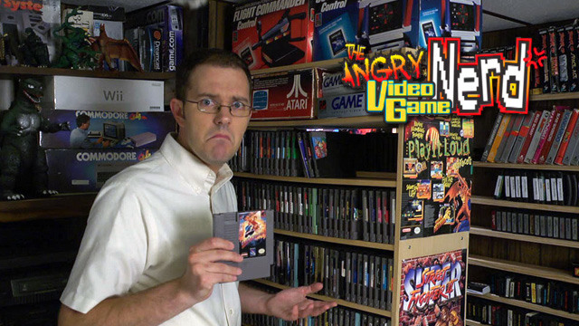 The Angry Video Game Nerd (2004 Web Series)