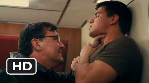 Abduction (8 11) Movie CLIP - The Train Fight (2011) HD
