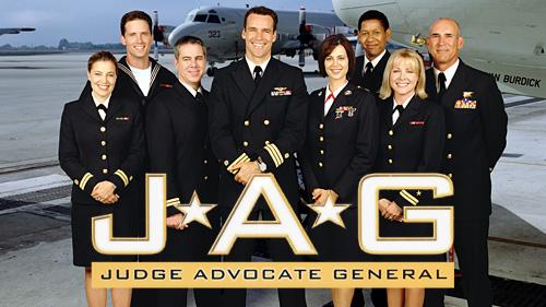 JAG (1995 series)