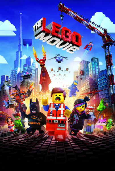 The Lego Movie (2014; animated)